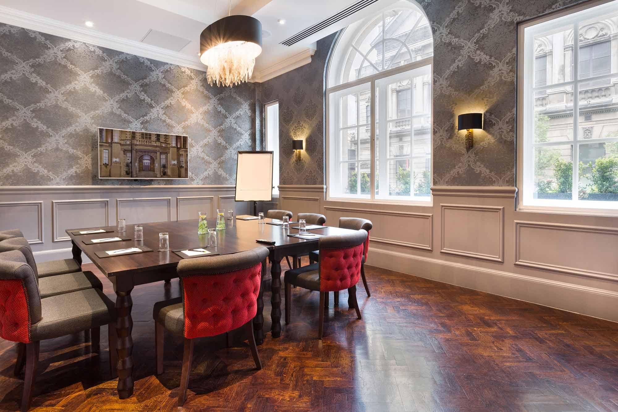 Luxury London metting room